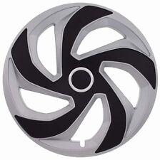 """Set di 4 15 """"UNIVERSALE WHEEL TRIMS copertura, Cerchioni, MOZZO, Tappi per adattarsi RENAULT + REGALO #M"""