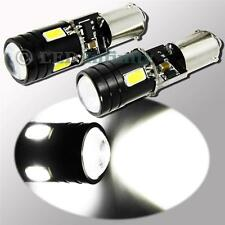 Canbus OBC 9W White BAX9S CREE LED Projector Car Parking Lights H6W 64132 #51