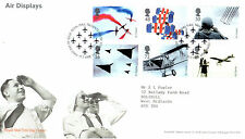 17 JULY 2008 AIR DISPLAYS ROYAL MAIL FIRST DAY COVER BUREAU SHS