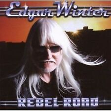 Edgar Winter Rebel Road CD NEW SEALED 2008 Slash/Johnny Winter/Clint Black