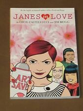JANES IN LOVE GRAPHIC NOVEL NM CASTELLUCCI DC ART ATTACK YOUNG ADULT 1ST PRINT