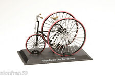 Kollektion Fahrrad 1:15 Rudge Central Gear Tricycle 1886 Diecast BIC052