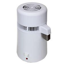 4L Pur Distillateur d'eau acier inoxydable médical interne Filtre Purificateur