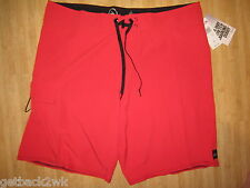 NEW* QUIKSILVER MENS 38 BOARDSHORTS SHORTS SWIMSUIT Cypher Kaimana Royal Red