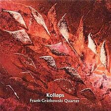 Kollaps by Frank Gratkowski (CD, 2001, Red Toucan (Canada))NO SCRATCHES