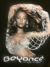 Beyonce Crazy In Love Ladies First Concert Tour 2004 T-Shirt, Size L