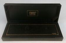 Vintage CROSS since 1846 Plastic Pen Box Estuche Case Scatola Boîte Caja