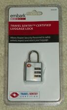 Embark - Travel Security Certified Luggage Lock