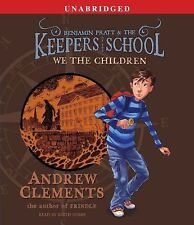 We the Children by Andrew Clements (2010, CD, Unabridged)