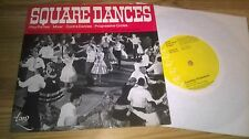 "7"" VA Square Dances (3 Song) VERLAG WALTER KÖGLER"