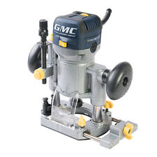 """GMC Tools - 710W Plunge & Trimmer Router 1/4"""" - GR710"""