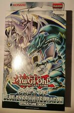 Yugioh SAGA OF BLUE-EYES WHITE DRAGON Structure Deck 1st Edition New
