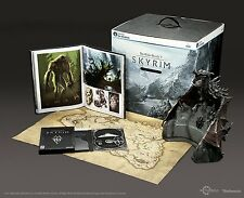 Elder Scrolls V: Skyrim Collector's Limited Edition PC DVD Rom Game New & Boxed+