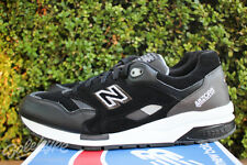 NEW BALANCE 1600 SOUND STAGE SZ 10.5 BLACK WHITE GREY CM1600GT