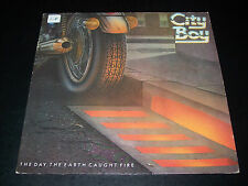 City Boy - The Day Earth Caught Fire - LP [VG]