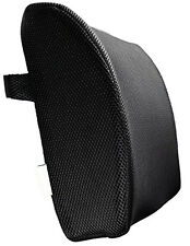 OFFICE CHAIR LUMBAR SUPPORT PILLOW BACK REST CUSHION MEMORY FOAM SUPPORT OL4