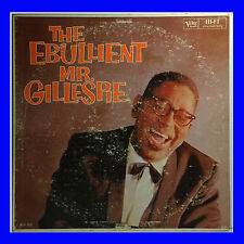 The Ebullient Mr. Gillespie Record Manufactured By Verve Records Inc.