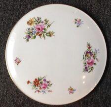 Pretty Royal Worcester Gateau / Cake Plate In Roanoke Pattern