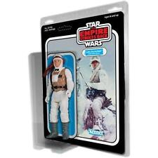 Star Wars jumbo vintage kenner figurine Luke Skywalker Hoth Battle Gear uk vendeur