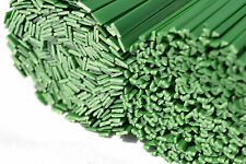 PP Plastic welding rods kit, 100 pcs, green, bumpers, tanks repairs