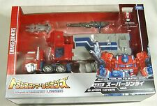 TAKARA TOMY TRANSFORMERS LEGENDS LG-35 SUPER GINRAI OPTIMUS PRIME BNIB Japan