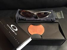 Oakley X-Metal Penny Titanium/Vr28 Iridium Sunglasses RARE DISPLAY