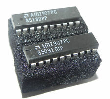 LOT OF 2 AM2907PC PROCESSOR CHIP COMPUTER