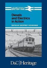 Railway History in Pictures: A Picture History of British Rail by Geoffrey...
