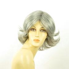 short wig for women gray ref: LISA 51 PERUK