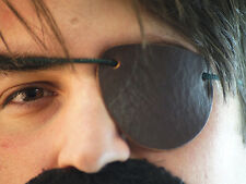 Reenactment-LARP-Pirate-Buccaneer- Leather Eye Patch