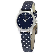 Kate Spade New York Women's KSW1023 Metro Mini Navy Blue Watch