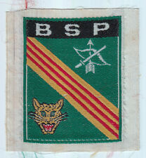 Wartime Bon Sar Pa Special Forces Camp Patch