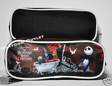 NIGHTMARE BEFORE CHRISTMAS PENCIL PEN BAG CASE POUCH COSMETIC DISNEY BAG JACK