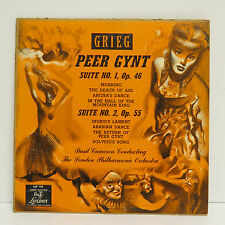 Basil Cameron GRIEG: Peer Gynt Suites 1 & 2 - London LLP 153 Long Playing Record