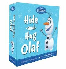 NEW Disney Frozen Hide-and-Hug Olaf - A Fun Family Experience! Story Box (A3)