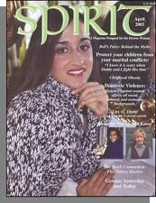 Spirit - 2003, April - A Magazine Designed For The Diverse Woman! First Issue!
