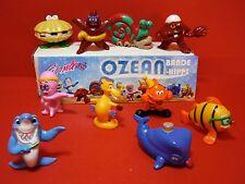 Meister Marken Ozean Bande-Hipps Satz Fremdfiguren mit 10 BPZ