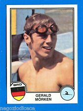 SPORT SUPERSTARS -Panini 1982- Figurina-Sticker n. 305 - G. MORKEN -BRD-Rec