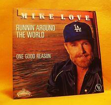 "7"" Single Vinyl 45 Mike Love (Beach Boys) Runnin' Around The World 2TR 1981 MINT"