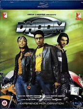 DHOOM - NEW ORIGINAL BOLLYWOOD BLU RAY - FREEUK POST