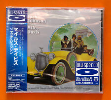 Miles Davis , Jack Johnson  ( CD_Blu-Spec CD )