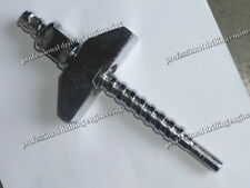 NEW UNIVERSAL CLAMPING NUT AND SPINDLE FOR TYROLITE & OTHER CORE DRILL MACHINE