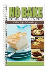 No Bake Cookies, Bars & Pies, G&R Publishing, Good Book