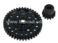 Axial EXO 90015 90024 HD Heavy Duty Spur Gear 40T & 13T Motor Gear