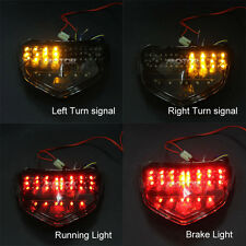Brake Tail light Integrated Turn Signals For Suzuki GSX-R 600 GSXR 750 2004-2005
