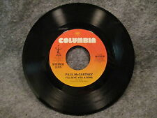 "45 RPM 7"" Record Paul McCartney Take It Away & Ill Give You A Ring 18-03018 VG+"