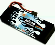 Maxamps Hard Case Race Edition 50+ mph 2s LiPo 8000mah 2cell 7.4v 150c Dual Core