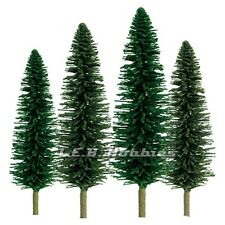 "JTT Scenery Products Cedar Tree HO-Scale 4"" - 6"" Super Scenic, 24/pk 92031"