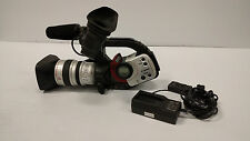 Canon XL1-S Mini DV Digital Camcorder with Power Supply/Charger.