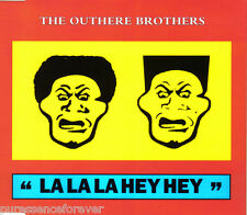 THE OUTHERE BROTHERS - La La La Hey Hey (UK 5 Tk CD Single)